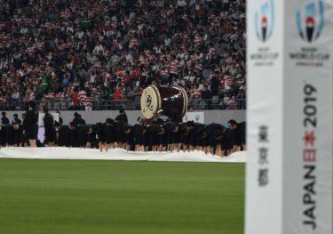 ラグビーワールドカップ(2019 in日本)のボランティア満足度が驚愕!